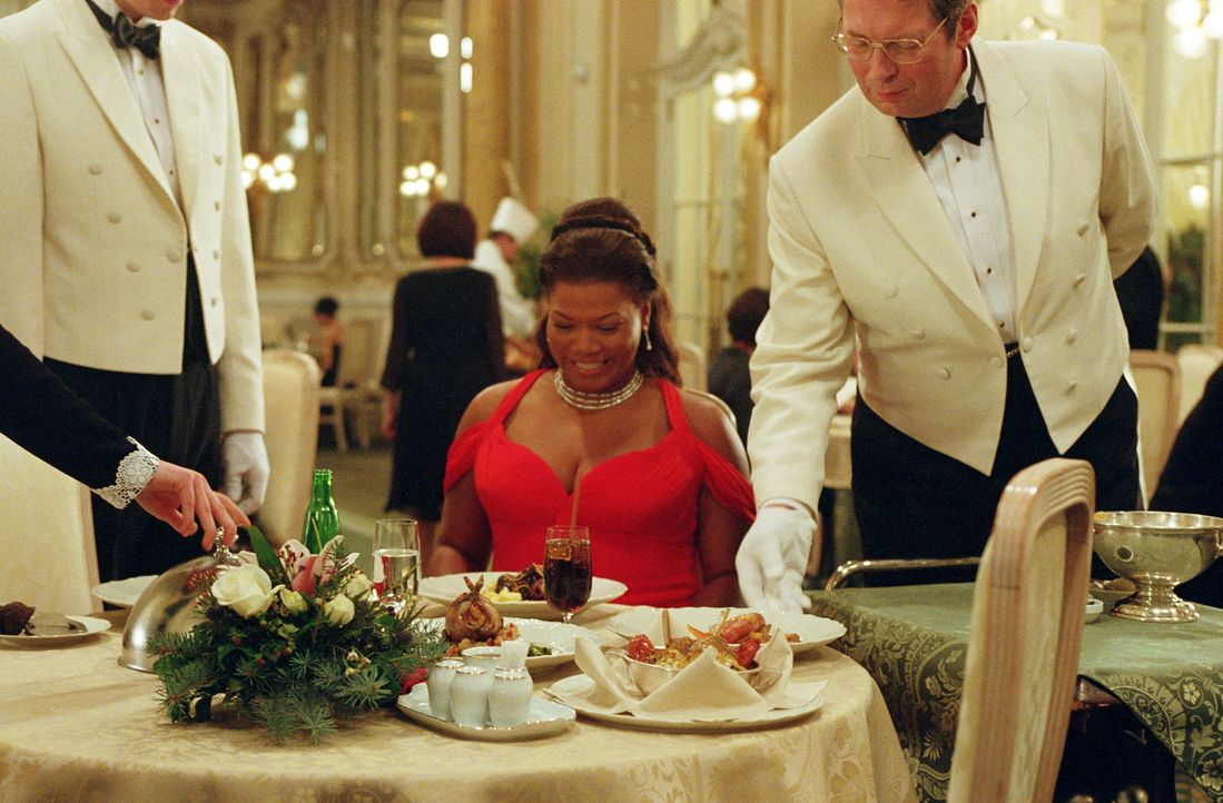 Genießt ihr neues Leben: Antonia Byrd (Queen Latifah, M.) ... - Bildquelle: 2006 by PARAMOUNT PICTURES. All Rights Reserved.