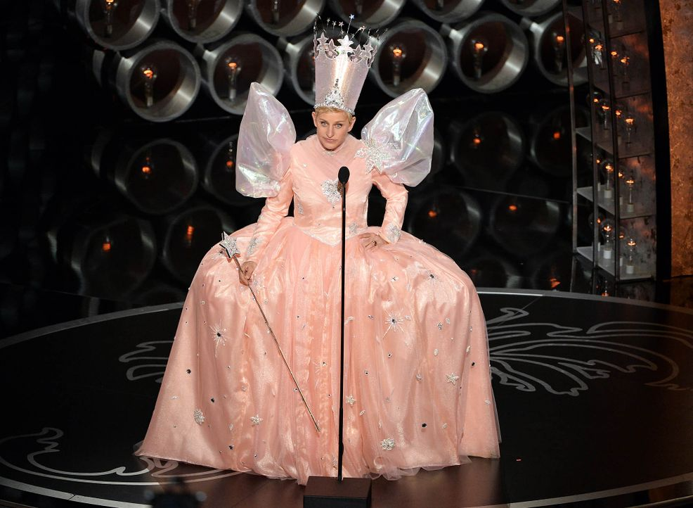 oscars-Ellen-DeGeneres-140302-getty-AFP - Bildquelle: getty-AFP
