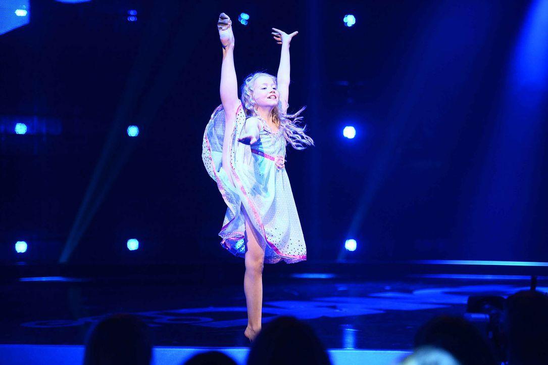 Got-To-Dance-Annemarie-Putz-01-SAT1-ProSieben-Willi-Weber - Bildquelle: SAT.1/ProSieben/Willi Weber