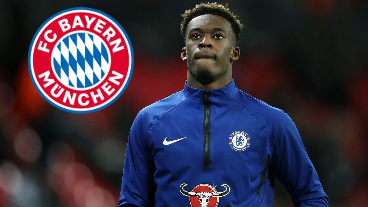 Das ist Bayerns Wunschspieler Callum Hudson-Odoi - Bildquelle: 2019 Getty Images
