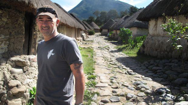 Todd Carmichael reist nach Kolumbien, um dort außergewöhnliche Kaffeesorten z...