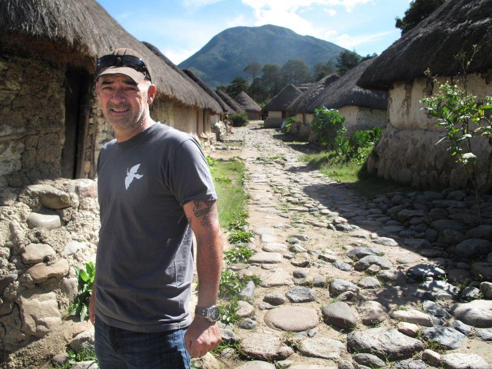 Todd Carmichael reist nach Kolumbien, um dort außergewöhnliche Kaffeesorten zu finden. Ein Abenteuer beginnt ... - Bildquelle: 2012, The Travel Channel, L.L.C. All rights Reserved.
