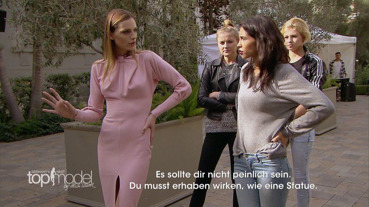 GNTM-11-Sendung4_108 - Bildquelle: ProSieben