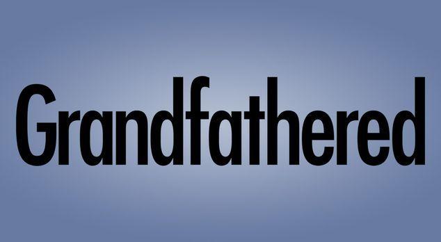 Grandfathered - Grandfathered - Logo - Bildquelle: ABC Studios