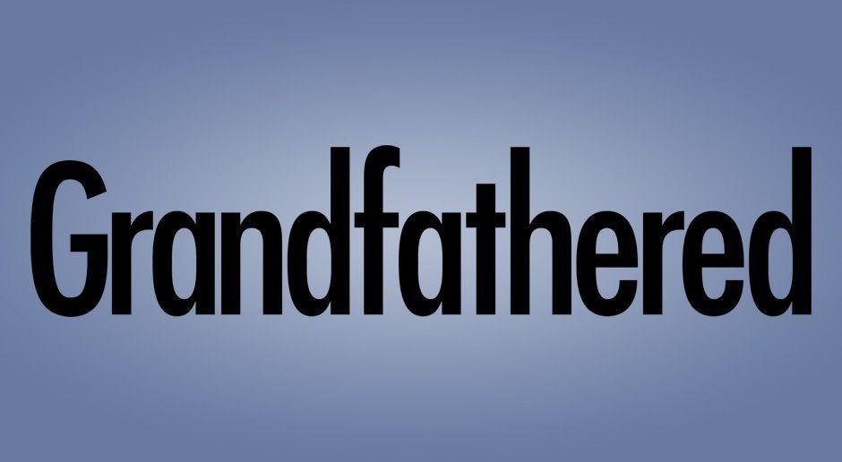 Grandfathered - Logo - Bildquelle: ABC Studios