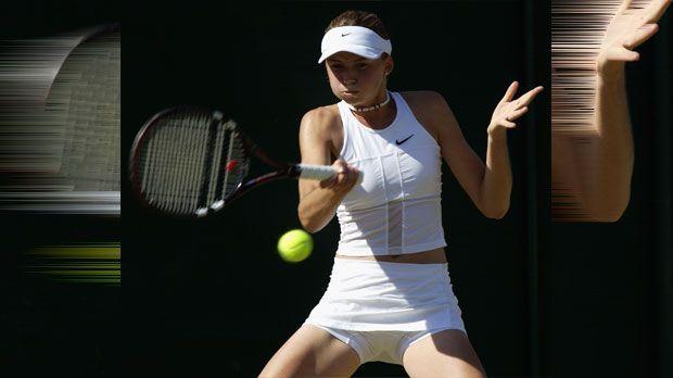 Daniela Hantuchova - Bildquelle: 2002 Getty Images