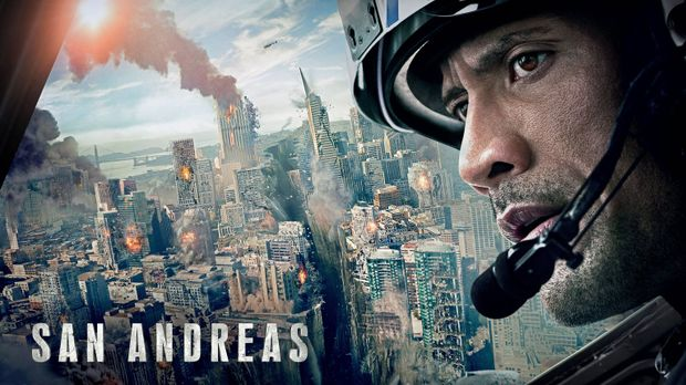 San Andreas - Artwork © 2014 Warner Bros. Entertainment Inc.