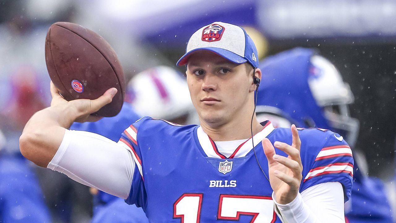 Josh Allen (Buffalo Bills) - Bildquelle: imago/Icon SMI