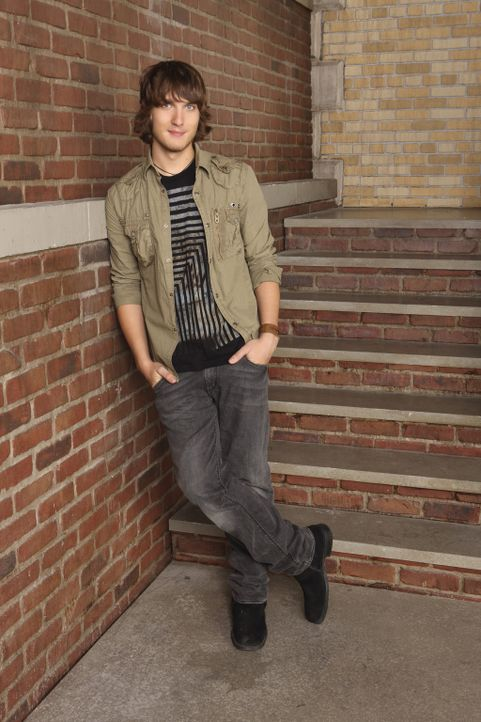 (5. Staffel) -  Hinter Cappie (Scott Michael Foster) steckt mehr als der ewig gut gelaunte Spaßvogel ... - Bildquelle: 2009 DISNEY ENTERPRISES, INC. All rights reserved. NO ARCHIVING. NO RESALE.