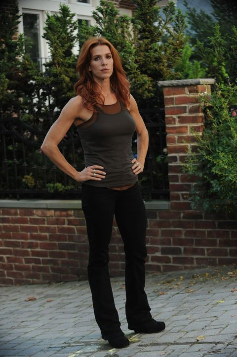 Kampf gegen das Verbrechen: Detective Carrie Wells (Poppy Montgomery) ... - Bildquelle: Sony Pictures Television Inc. All Rights Reserved.