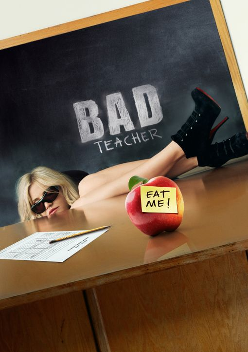 BAD TEACHER - Artwork - Bildquelle: 2011 Columbia Pictures Industries, Inc. All Rights Reserved.