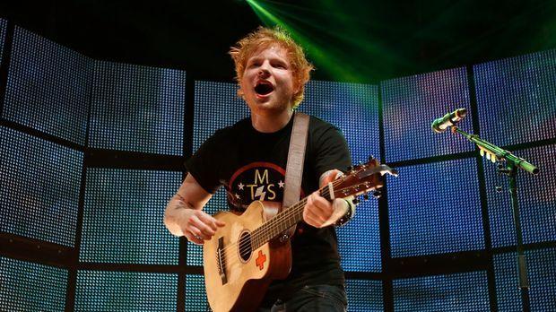 Ed Sheeran Titel