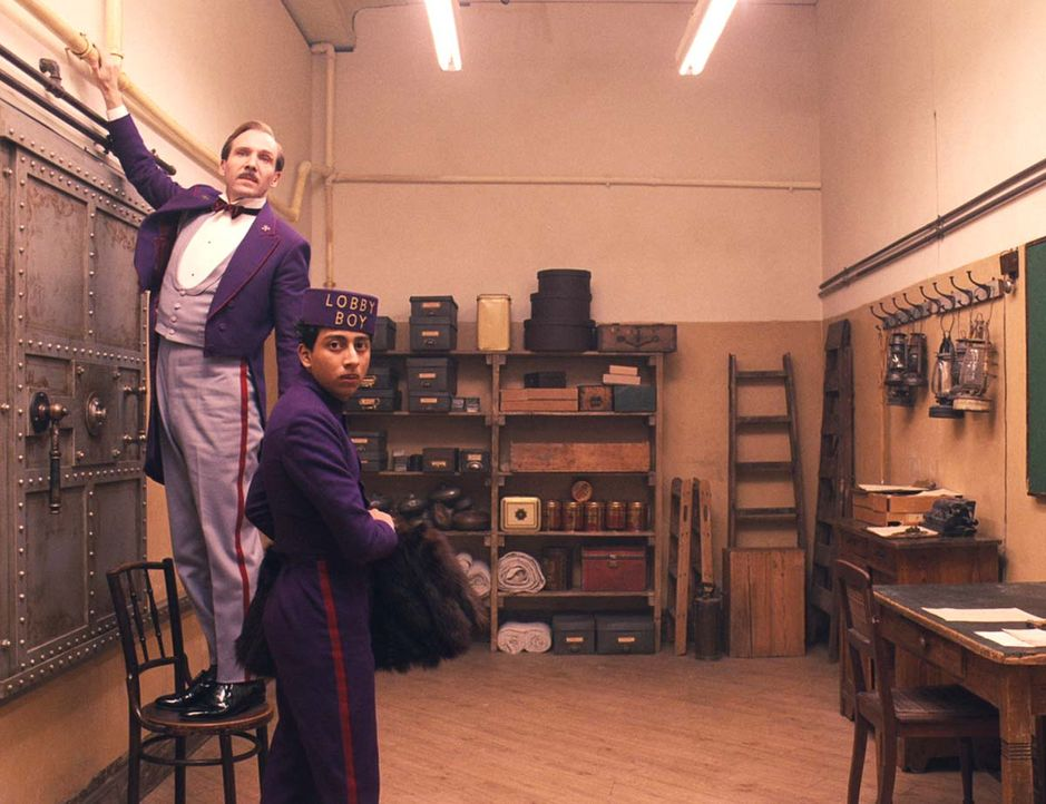 Grand-Budapest-Hotel-09-Twentieth-Century-Fox-Home-Entertainment - Bildquelle: Twentieth Century Fox Home Entertainment