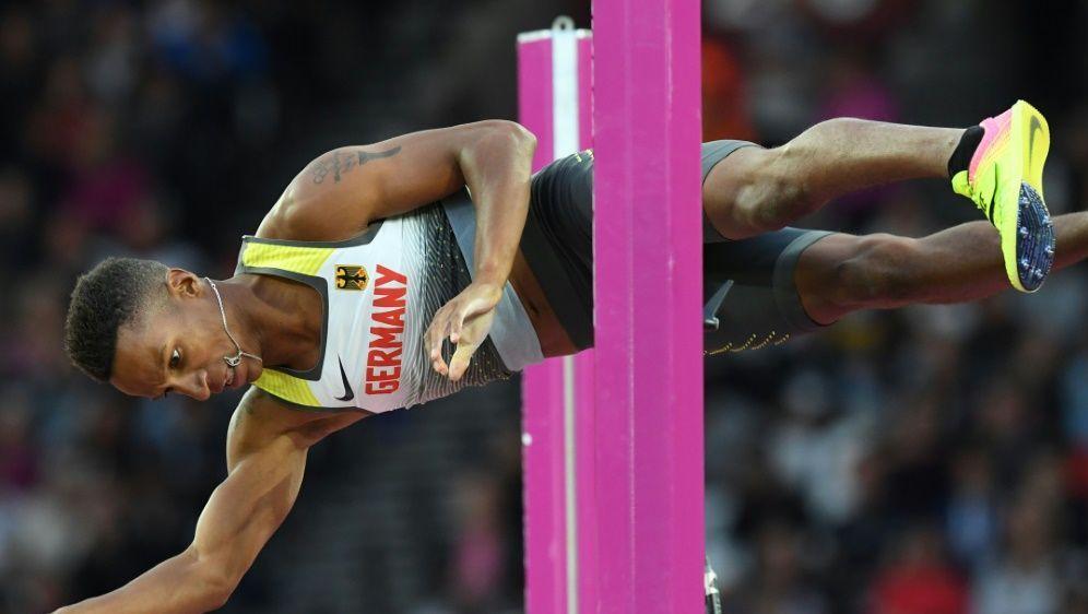 Raphael Holzdeppe ist beim Athletics World Cup dabei - Bildquelle: AFPSIDKIRILL KUDRYAVTSEV