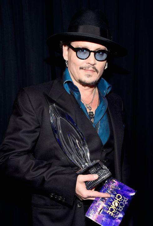 PCA-Johnny-Depp-160106-getty-AFP - Bildquelle: 2016 Getty Images