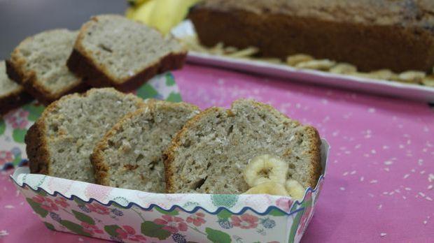 Das Rezept aus Enie backt: Brot mit Bananen