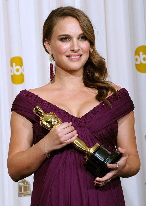 Beste-Hauptdarstellerin-2011-Natalie-Portman-AFP - Bildquelle: AFP