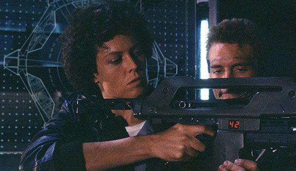 """Platz 3: Alien - Bildquelle: """"Aliens - Die Rückkehr"""": auf DVD erhältlich (20th Century Fox)"""