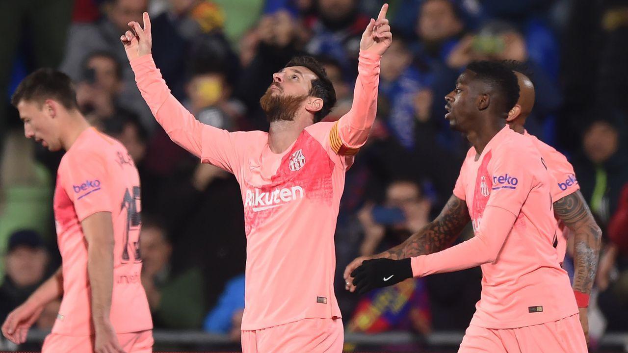 Lionel Messi, FC Barcelona - Bildquelle: 2019 Getty Images