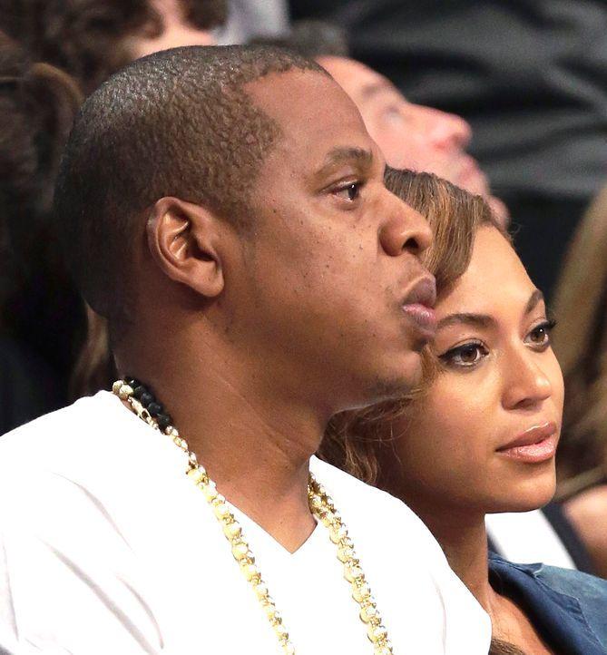 Beyonce-Jay-Z-14-13-05-dpa - Bildquelle: dpa
