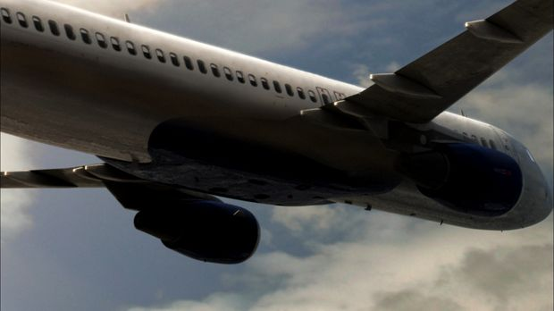 Januar, 2009: Kurz nach dem Start vom New Yorker LaGuardia Flughafen gerät di...