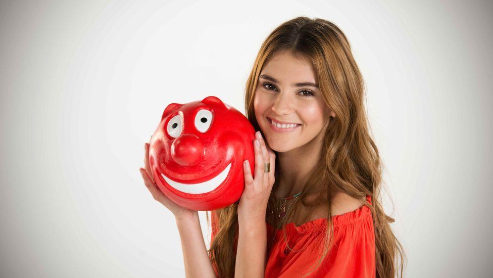 Stefanie für Red Nose Day - Bildquelle: Walter Wehner