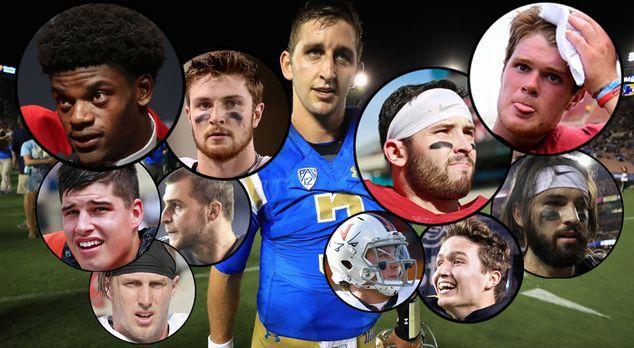 Quarterback-Class 2018 - Bildquelle: 2017 Getty Images