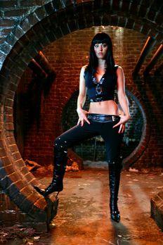 Charmed - Zauberhafte Hexen - Billie (Kaley Cuoco) hat erst vor kurzem ihre B...