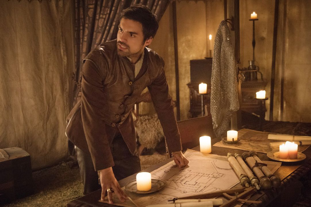 Der neue König von Frankreich? Condé (Sean Teale) könnte das gesamte Reich nachhaltig verändern ... - Bildquelle: Christos Kalohoridis 2014 The CW Network, LLC. All rights reserved.
