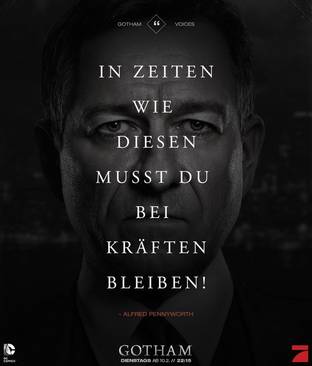 Gotham_Voices_Stimmen_der_Stadt_Zitate_Sprueche_Serie (15) - Bildquelle: DC Comics / Warner Bros. Entertainment, Inc.