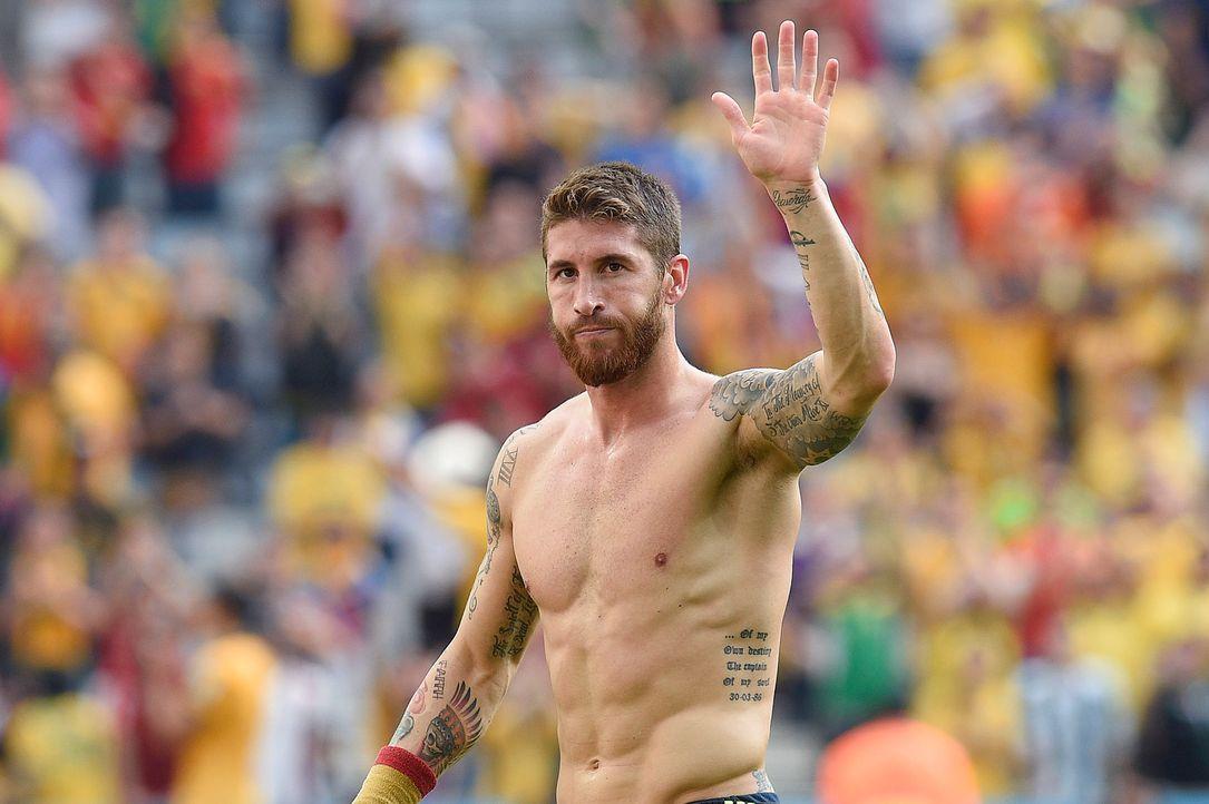 FIFA-World-Cup-Sergio-Ramos-14-06-23-AFP - Bildquelle: AFP