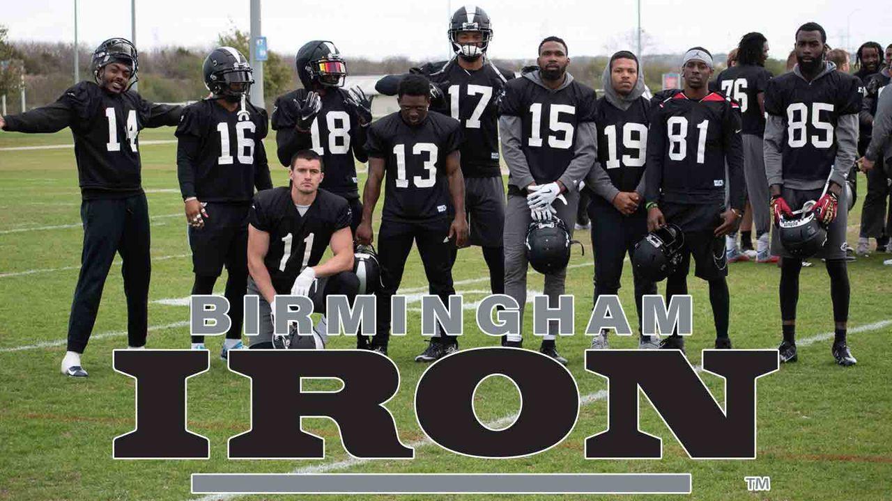 Birmingham Iron - Bildquelle: AAF