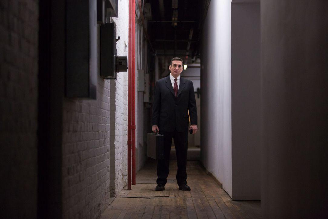 Verstecken zwecklos: Privatdedektiv Steve Rambam findet jeden... - Bildquelle: Darren Goldstein Cineflix 2014