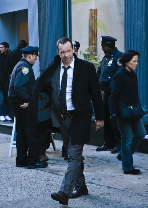 Ermittelt in einem Fall, der um einiges persönlicher wird, als er es anfangs vermutet: Danny (Donnie Wahlberg) ... - Bildquelle: Giovanni Rufino 2012 CBS Broadcasting Inc. All Rights Reserved.