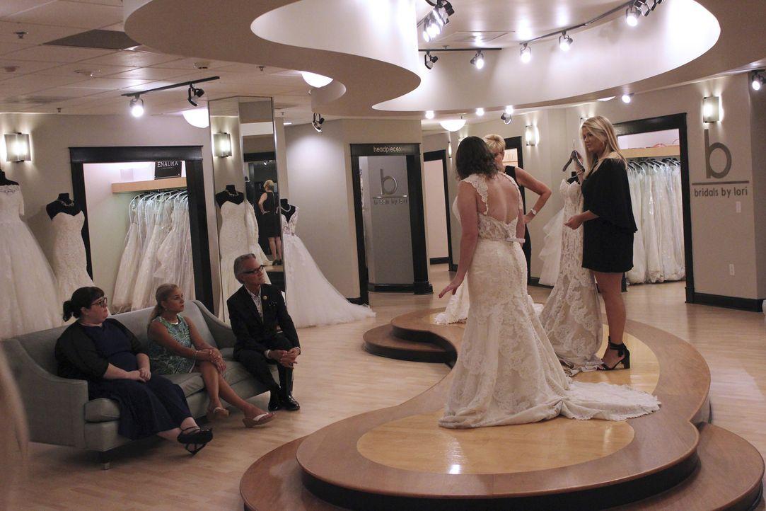 Die Verkaufsberaterin Melissa ist ganz aus dem Häuschen, denn heute ist &quo... - Bildquelle: TLC & Discovery Communications