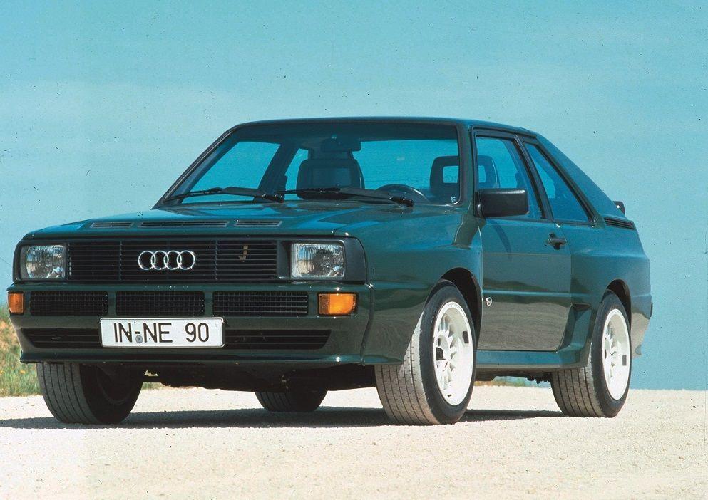 Platz 2: Audi Sport Quattro - Bildquelle: Audi
