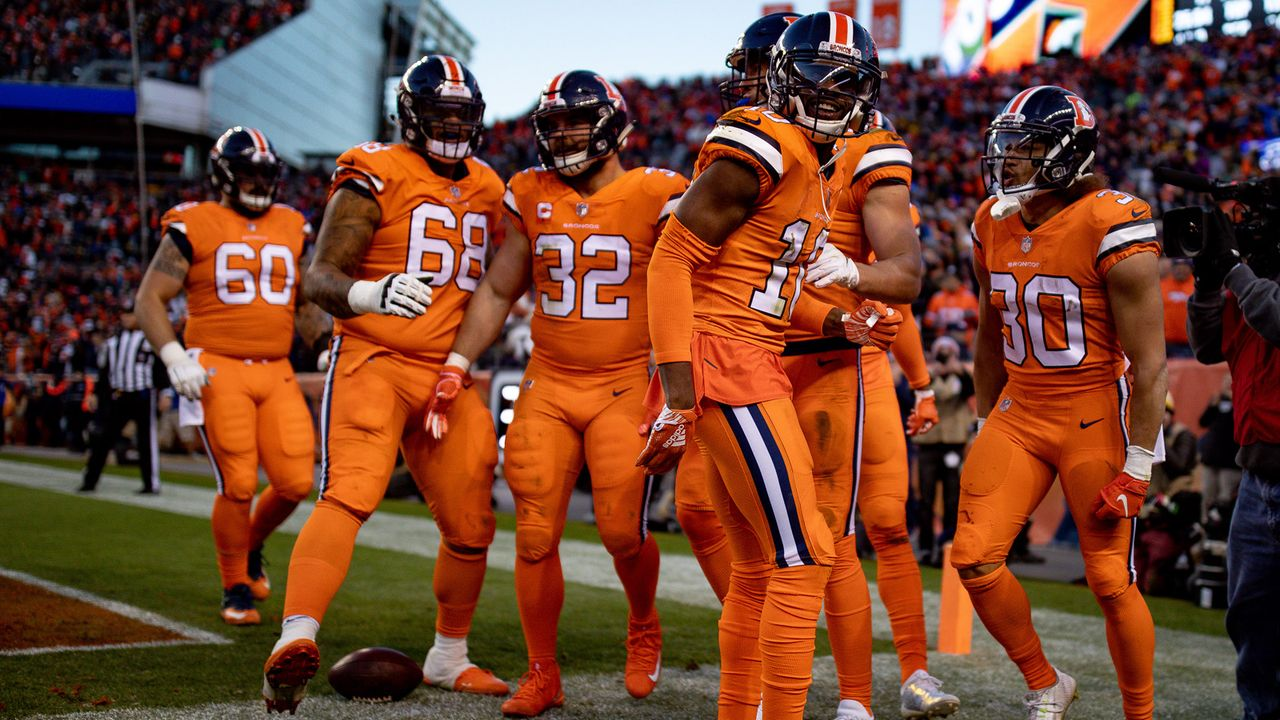 Denver Broncos (5-6) - Bildquelle: 2018 Getty Images