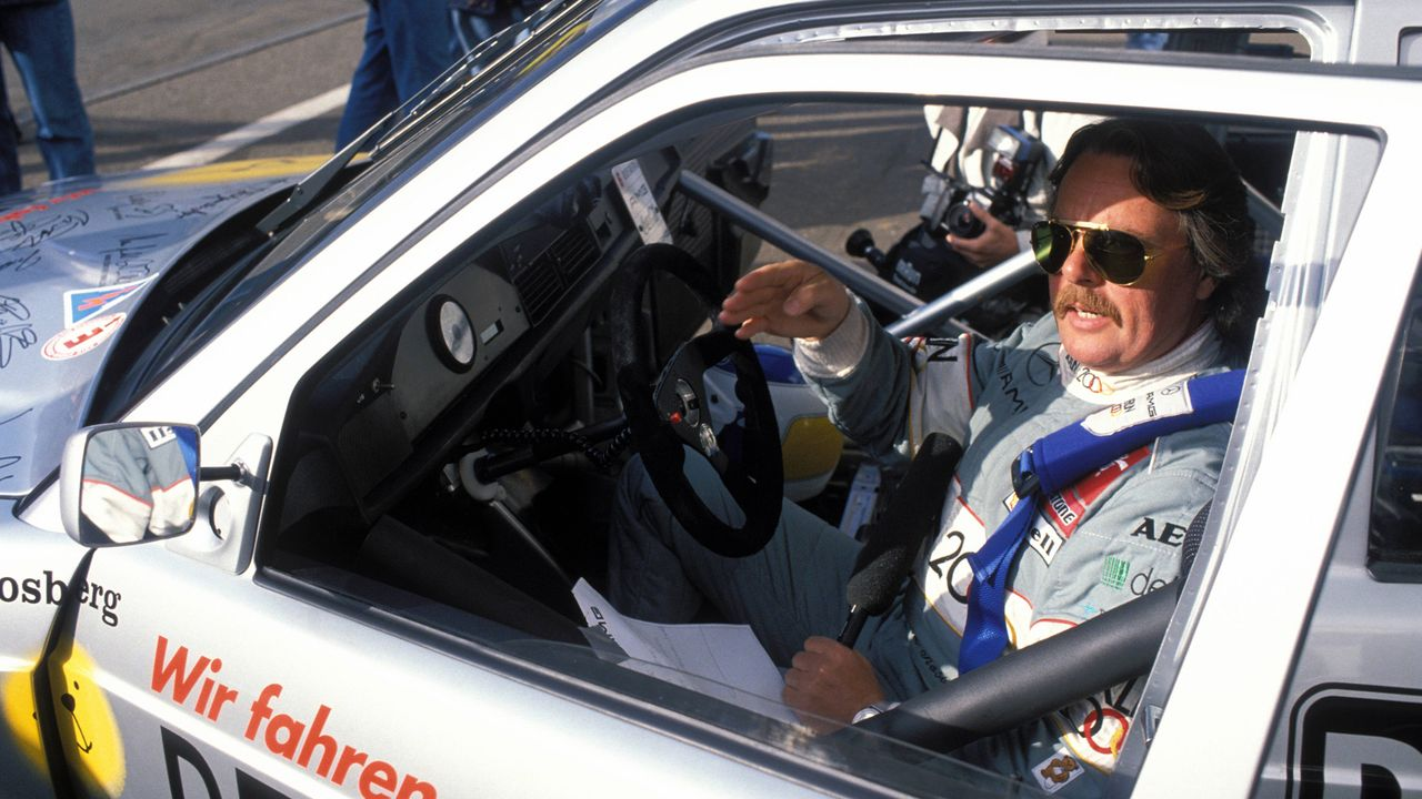 Keke Rosberg – 114-Formel-1-Rennen - Bildquelle: imago/WEREK