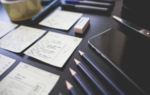 Ankreuzfragen und Stifte