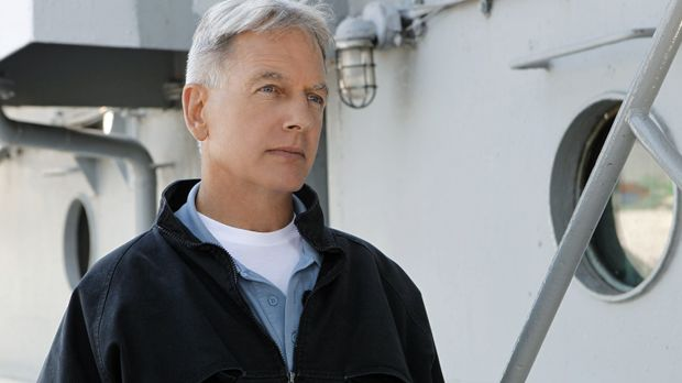 Ermittelt in einem neuen Fall: Gibbs (Mark Harmon) ... © CBS Television