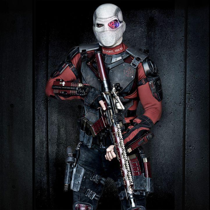 Suicide-Squad-02-Warner-Bros-Entertainment-Inc - Bildquelle: 2015 Warner Bros. Entertainment Inc., Ratpac-Dune Entertainment LLC and Ratpac Entertainment, LLC