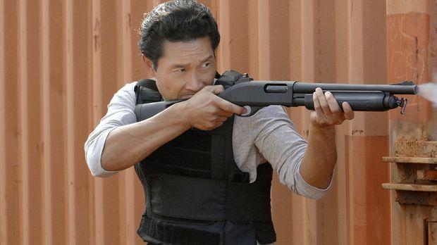 Im Kampf gegen das organisierte Verbrechen: Chin (Daniel Dae Kim) ... © TM &...
