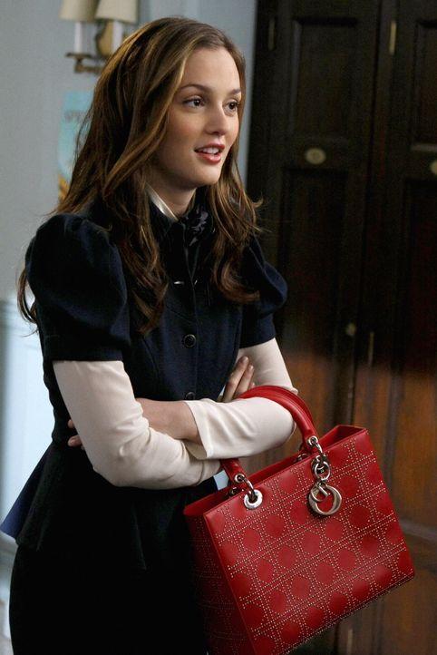 Macht sich große Sorgen um Chuck: Blair (Leighton Meester) ... - Bildquelle: Warner Brothers