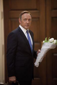 House of Cards - Dem intriganten Underwood (Kevin Spacey) wird die politische...