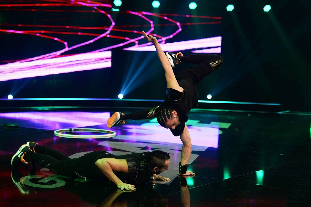 Got-To-Dance-Tom2Rock-02-SAT1-ProSieben-Willi-Weber - Bildquelle: SAT.1/ProSieben/Willi Weber