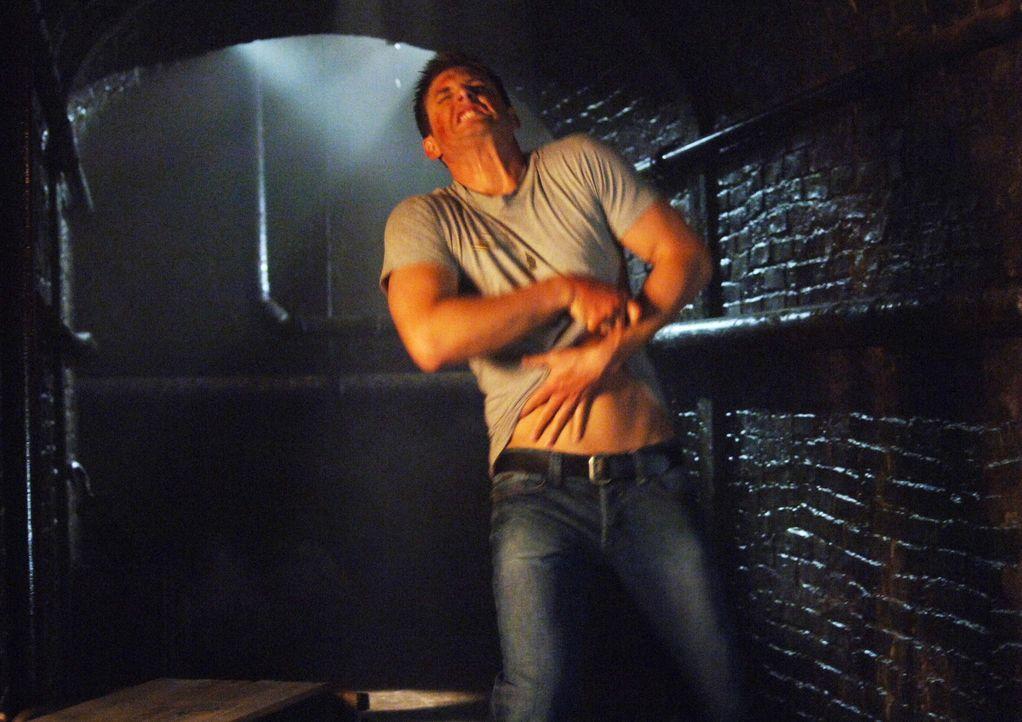 Was ist nur mit Dean (Jensen Ackles) los? - Bildquelle: Warner Bros. Television