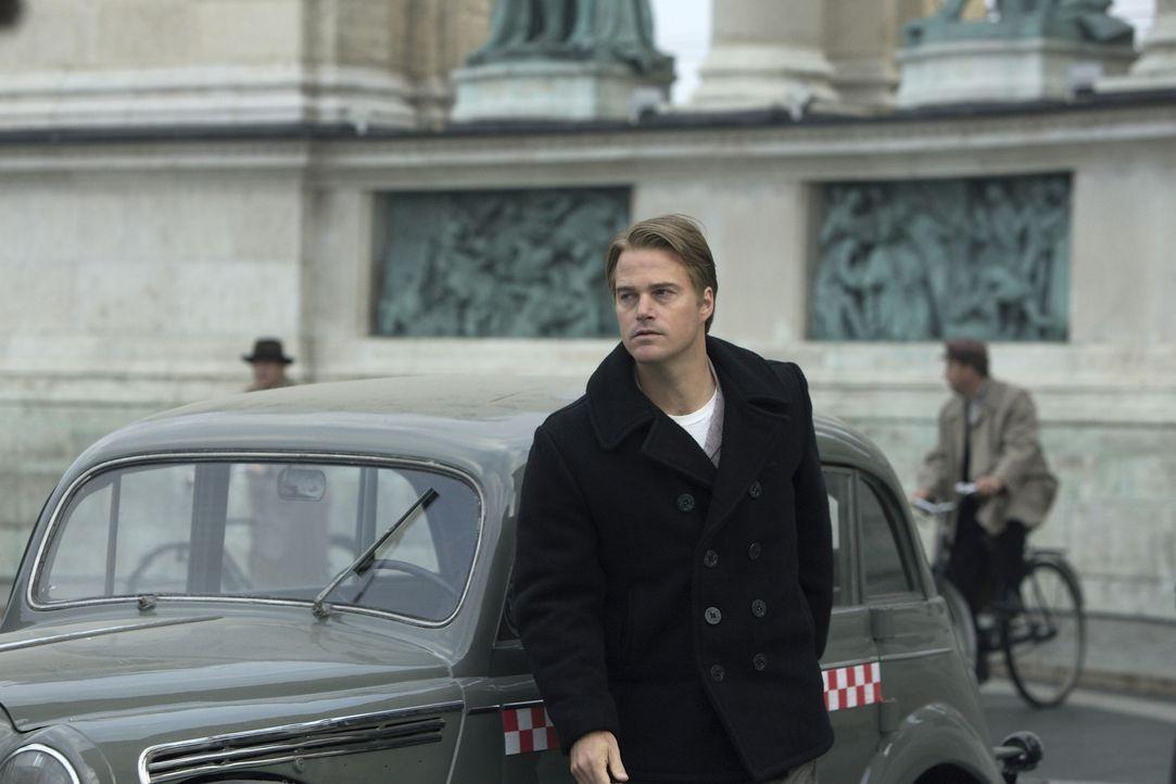 Im Wettlauf mit der Zeit: CIA-Agent Jack McCauliffe (Chris O'Donnell) ...