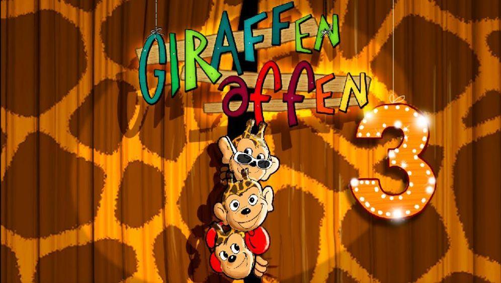 Die Giraffenaffen3!