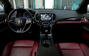 Cadillac_ATS_Interior