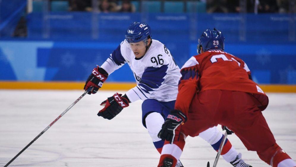 Südkorea verpasst Sensation im Eishockey nur knapp - Bildquelle: AFPSIDED JONES